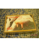 Aerosmith Get A Grip Cassette  Polish Poland Press - $8.90