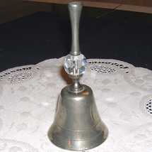 Bell made of metal - $5.00
