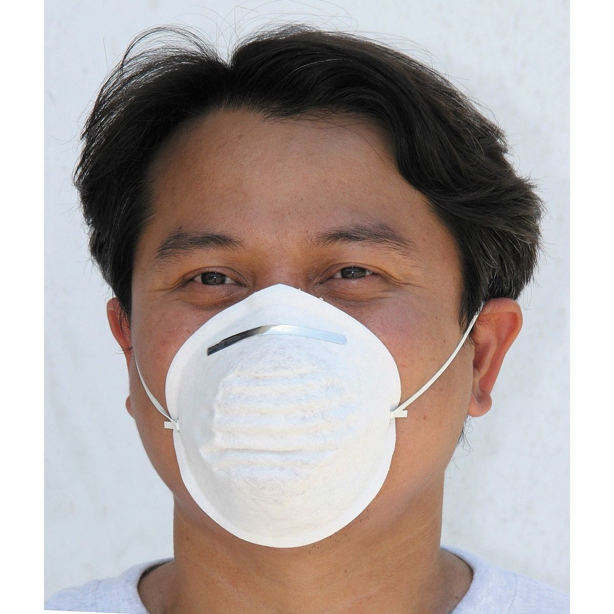 Pack of 5 Dust and Particle Masks, New, Free Shipping