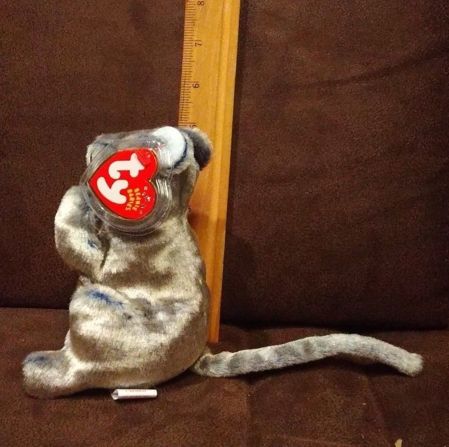 Cheddar Ty Beanie Babies Mouse 2002 Mint and 50 similar items 1314f3ef1174