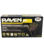 Details about  Raven Extra Strength Nitrile Gloves Size Large 1000ct (1... - $154.78