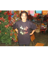 Unisex T-shirt, half sleeve shirt with Alpaca Designs, 100% Pima Cotton  - $32.00