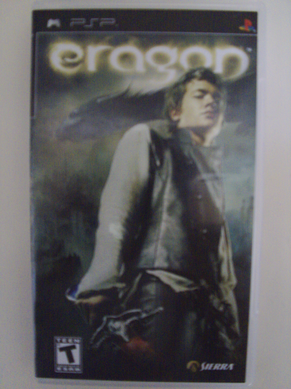 Eragon game PSP Playstation Portable