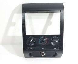 04-08 Ford F150 Radio Climate Control Dash Trim Oem Black - $98.99