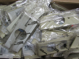 PASS & SEYMOUR Mixed Thermoplastic Nylon Ivory Wall Plates Outlet  LOT OF 103 - $13.98