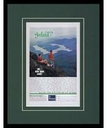 1967 Ireland Travel Tourism Framed 11x14 ORIGINAL Vintage Advertisement - $41.71