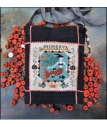 Minerva cross stitch chart Kathy Barrick Designs  - $10.80