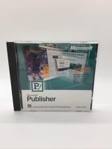 Microsoft Publisher 2002 - $13.99