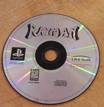 Rayman (Sony PlayStation 1, 1997) disc only - $5.45