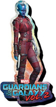 Guardians of the Galaxy Vol 2 Nebula Figure Chunky 3-D Die-Cut Magnet NE... - $5.90