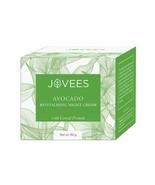 Jovees Avocado Revitalising Night Cream, 50gm - $14.16