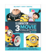 Illumination Presents: 3-Movies (Blu-ray/DVD/Digital, Canadian/Plays US)... - $16.58