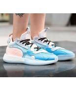 NEW Adidas ZoneBoost Shoes EG5887 in AeroBlue Shock Cyan sz US 7 - $74.24