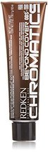 Redken Chromatics Beyond Cover Hair Color, Brown and Copper, 2 Ounce - $14.50