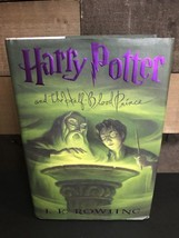 Harry Potter and the Half Blood Prince First American Edition Book - $38.71