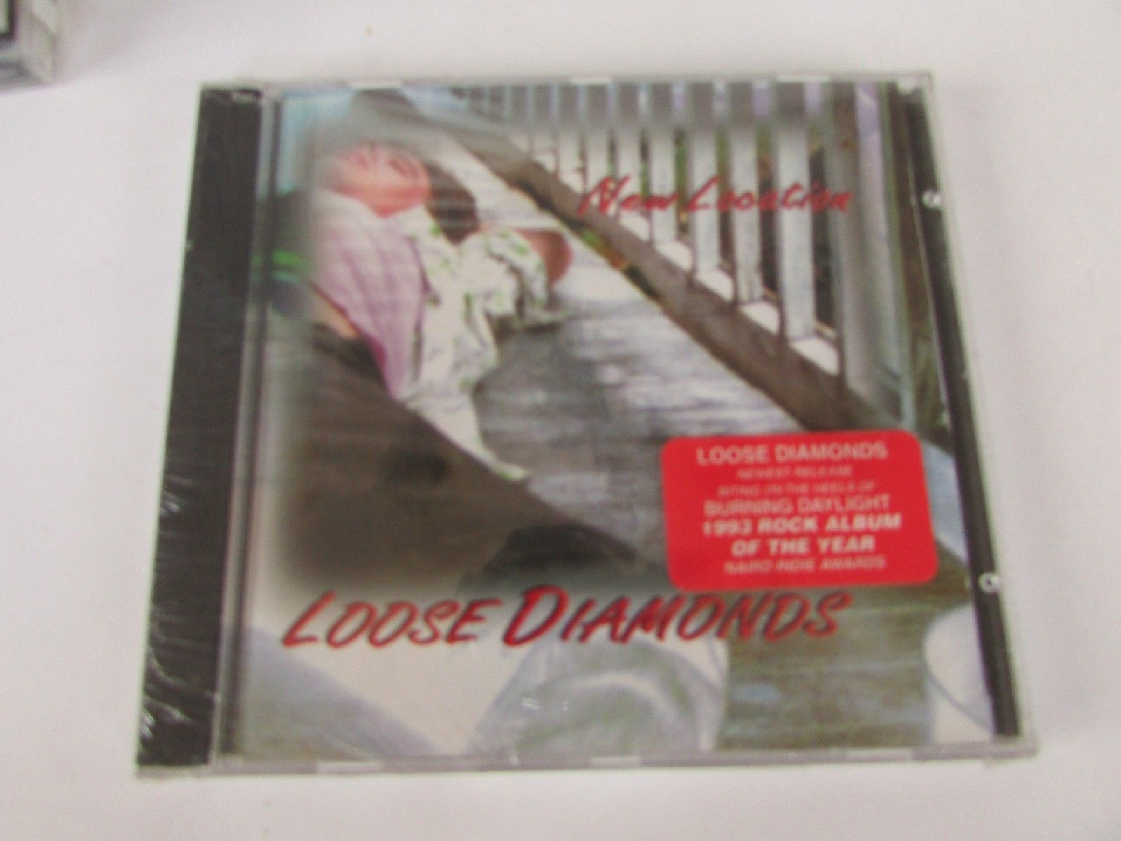 Primary image for New Location by Loose Diamonds CD 1994 DOS RECORDS NEW SEALED