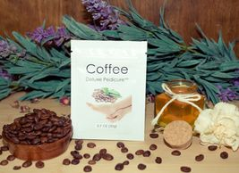 Coffee Deluxe Pedicure 1 pack (0.7 oz - 20g) image 6
