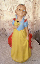 Snow White Vinyl Figure European Vintage - $39.99