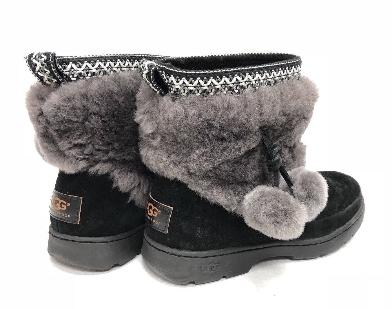 080f6e07a03 UGG 1012999 Brie Sheepskin Waterproof Suede and 50 similar items