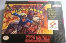 Sunset Riders (Super Nintendo, SNES) - Reproduction Video Game Cartridge with Un - $39.99