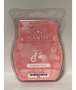 Scentsy Bubblegum Blast Bar Wickless Candle Tart Wax 3.2 Fl Oz, 8 Squares - $10.84