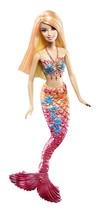 Barbie Pink Color Change Mermaid Doll  - $68.00