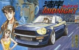 Fujimi model 1/24 Wangan Midnight Series Gulf 1 devil of Z - $56.27