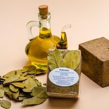 2 Packs of Handmade Olive Oil Soap With Laurel Herb For Hair  - $70.00