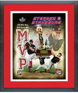 Stephen Strasburg Nationals 2019 World Series MVP-11x14 Matted/Framed Photo - $42.95