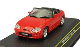 *FIRST: 43 1/43 Suzuki cappuccino open-top 1991 Red finished product - $35.05