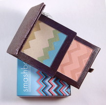 Smashbox Fusion Eye & Cheek Palette in Shockwave - NIB - Discontinued - $12.98