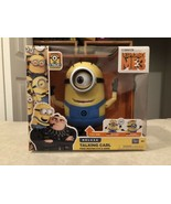 Despicable Me Talking Minion Carl Toy Figure - $29.65