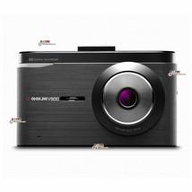 "INavi V900 2ch Super Clear HD 3.5"" Full Touch LCD Car Dash Cam Black Box 16GB image 2"