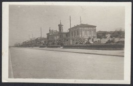 YZ2698 Panoramic View of A City For to Identify - 1930 Photography Period - $15.32