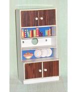 Tall Bookcase Hutch  Combination Hard Plastic  ... - $16.75