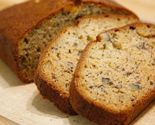 Banana nut bread 1  thumb155 crop