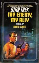 Star Trek The Original Series My Enemy, My Ally No 18 by Diane Duane 1984 - $3.50