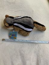 "Ganz Webkinz 9"" Chimpmunk Plush stuffed toy HM217. B2 Used nice Kids Doll Toy image 10"
