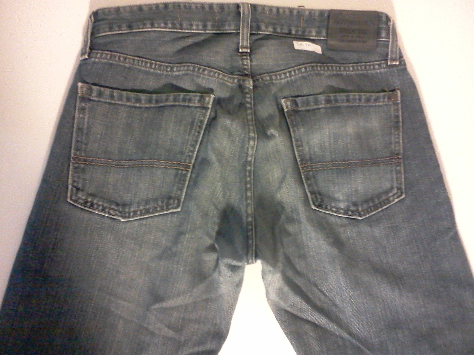 Primary image for Authentics Signature Levi Strauss 32 x 30 slim