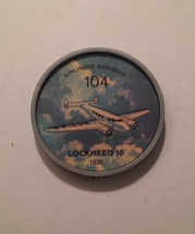 Jello Picture Discs -- # 104  of 200 - The Lockheed 10 - $10.00