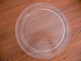 """12"""" Kenmore Glass Turntable Plate / Tray 9 1/4"""" Roller Used Clean - $29.39"""