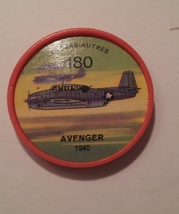 Jello Picture Discs -- #180  of 200 - The Avenger - $10.00