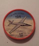 Jello Picture Discs -- #194 of 200 - The U-2 - $10.00
