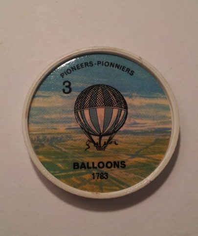 Primary image for Jello Picture Discs -- #3  of 200 - Ballons