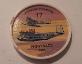 Jello Picture Discs -- #17  of 200 - The Piggyback - $10.00