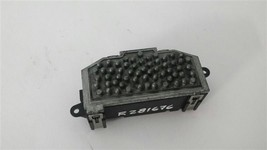 Ac Blower Motor Resistor Fits 2009 Audi Q7 P/N: 3C0907521D - $39.26