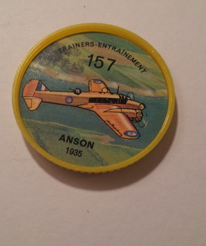 Primary image for Jello Picture Discs -- #157  of 200 - The Anson