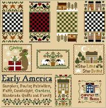 Something Old Something New cross stitch chart Little House Needleworks - $7.20