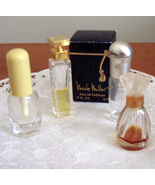 Perfume miniature bottles & box miscellaneous - $8.50