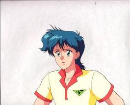 """Ashita e Free Kick """"Syun Godai"""" Anime Cel (0260) - $5.00"""